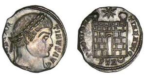 Monnaie romaine NUMMUS